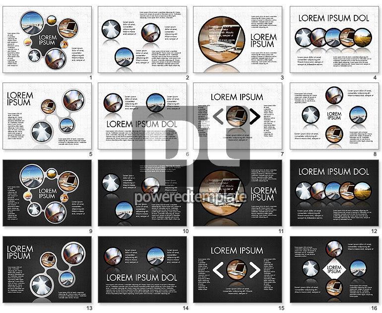 Hub and Spokes Presentation Concept
