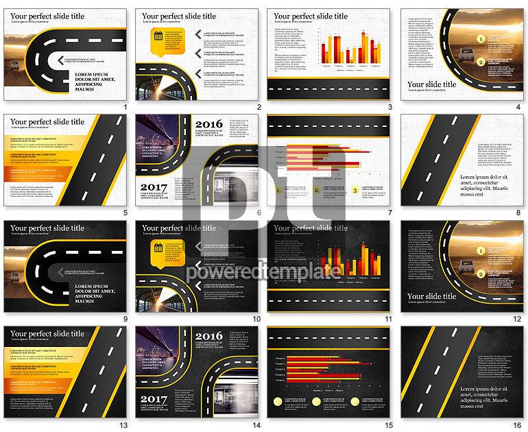 Road Report Concept
