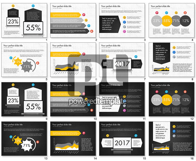 Infographics Presentation Report