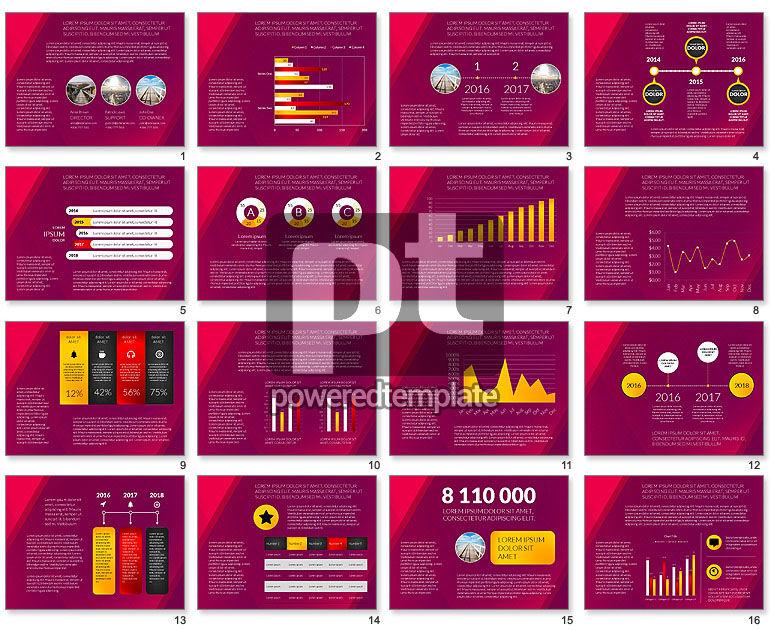 Data Driven Report Concept