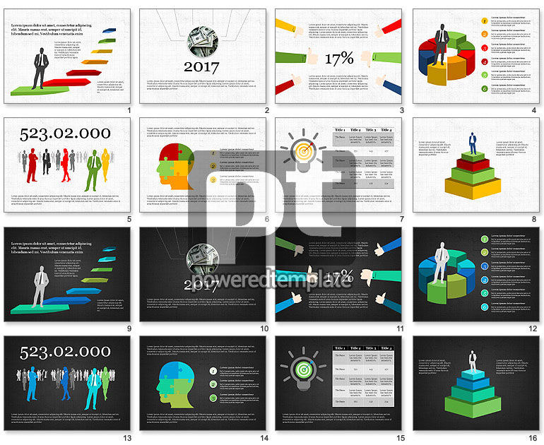 Leadership Presentation Concept