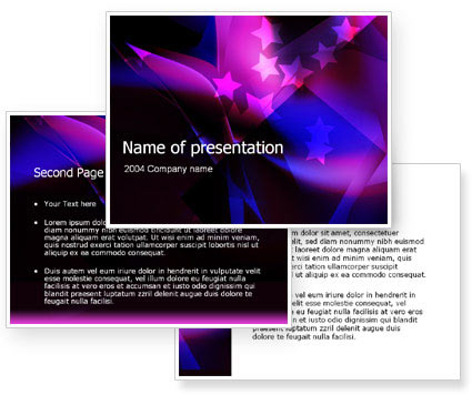 Animated Free Animated PowerPoint Template, Free Animated Background for