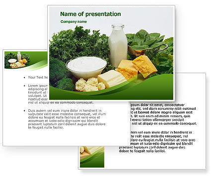 free powerpoint templates food. Food PowerPoint Templates