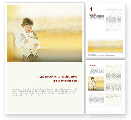 Reading Word Template