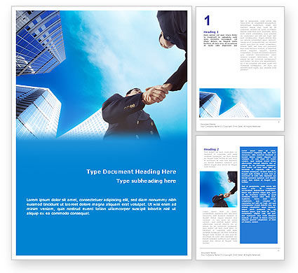 Business meeting outdoor word template 01818 poweredtemplate business meeting outdoor word template 01818 business poweredtemplate wajeb Image collections