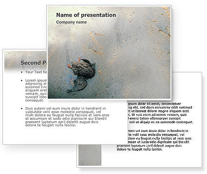 powerpoint backgrounds water. Water Pollution PowerPoint
