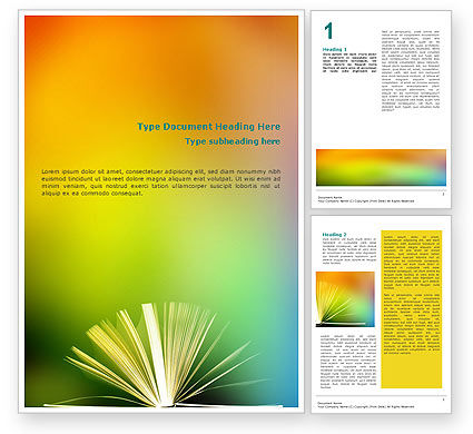 Book Word Template 02010 – Book Template Microsoft Word