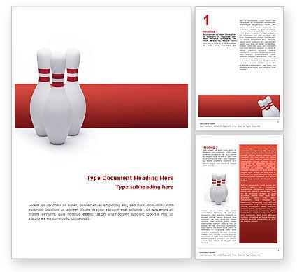 Skittles Word Template, 02524, Sports — PoweredTemplate.com