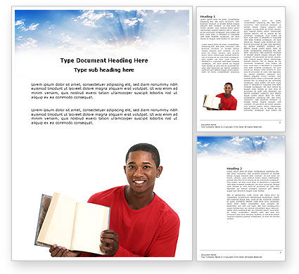 Religious Education Word Template