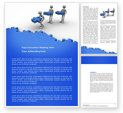 Consulting: Offshore Development Word Template #04271