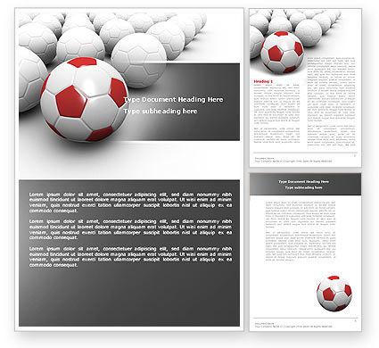 Sports: Originality Word Template #04570