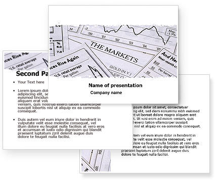 newspaper template for powerpoint. PowerPoint Templates