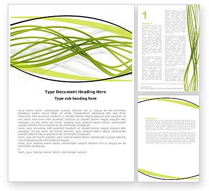 Abstract/Textures: Modello Word - Fibre verdi #05553