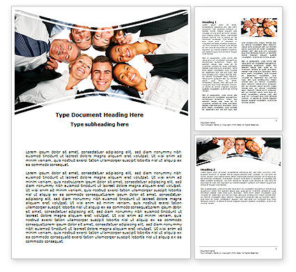 Business: Modello Word - Collaboratori #06359