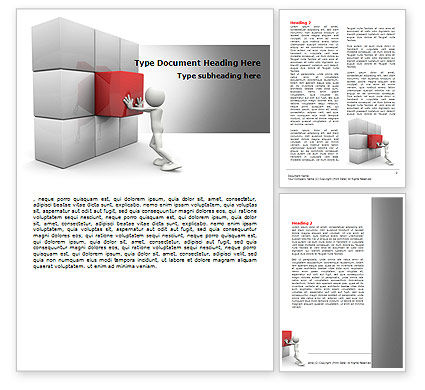 Consulting: Modelo do Word - montar a peça #07093