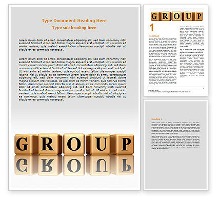 Business: Modelo do Word - grupo #07217