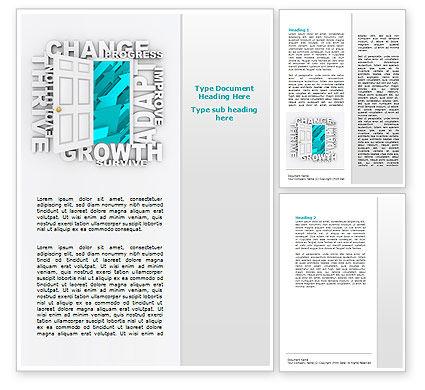 Consulting: Modelo do Word - melhorar o progresso #07681