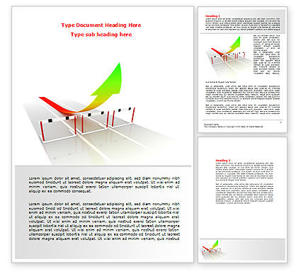 Business Concepts: Improving Results Word Template #07837