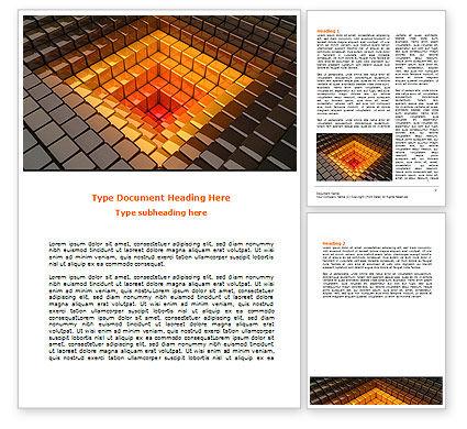 inverted pyramid word template 07855 poweredtemplate com