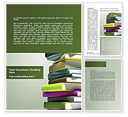 Education & Training: Modello Word - Fonte di conoscenza #08530