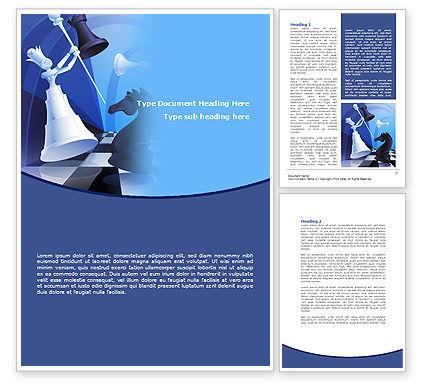 Consulting: Modello Word - Sconfitta strategica #08614