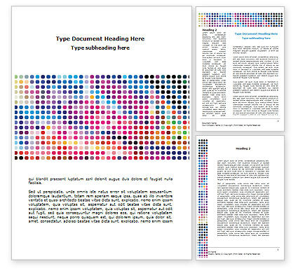 Abstract/Textures: Pixelization Word Template #08767