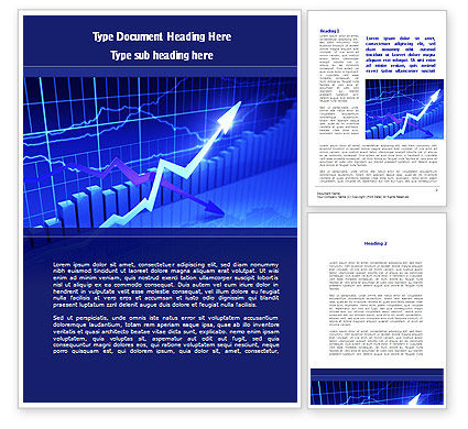 Business: Graphical Analysis Word Template #08882