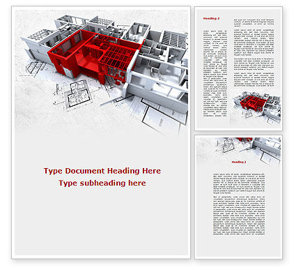 Construction: Multistage Building Remodeling Word Template #09075