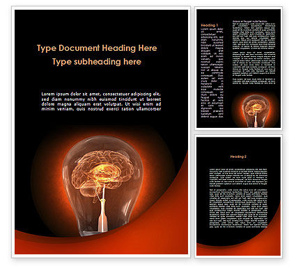 Consulting: Artificial Brain Word Template #09273