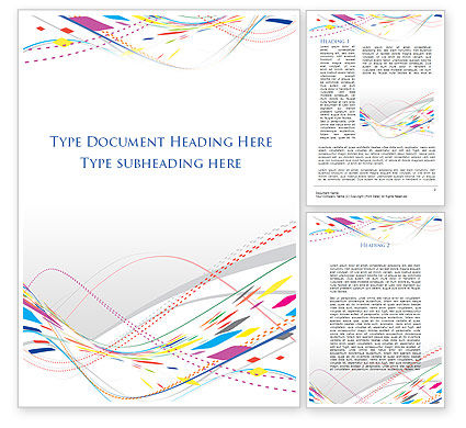 Abstract/Textures: Abstract Surface Word Template #09697