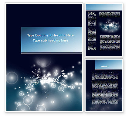 Abstract/Textures: Sky Of Diamonds Word Template #09703
