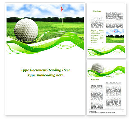 free golf flyer template word tier brianhenry co