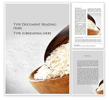 Rice plant powerpoint template backgrounds mandegarfo rice plant powerpoint template backgrounds toneelgroepblik Image collections