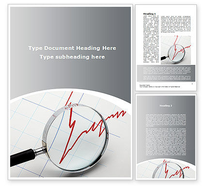 Consulting: Analysis Word Template #10117