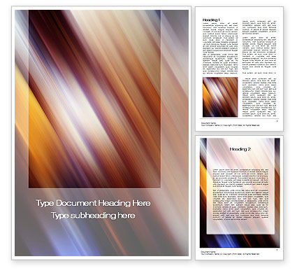Abstract/Textures: Motion Blur Word Template #10660