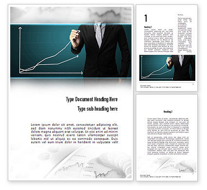 Education & Training: Business School Word Template #10868