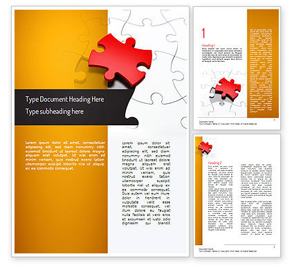 Talent Acquisition Word Template