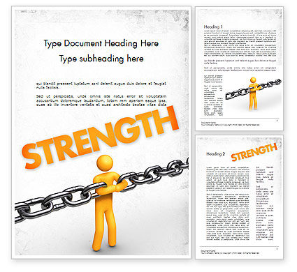 Link Building Word Template, 11491, Careers/Industry — PoweredTemplate.com