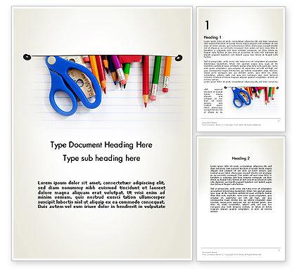 Homeschooling Word Template