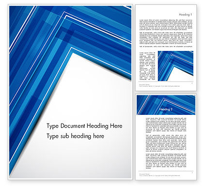 Abstract/Textures: Abstract Angle Word Template #12196