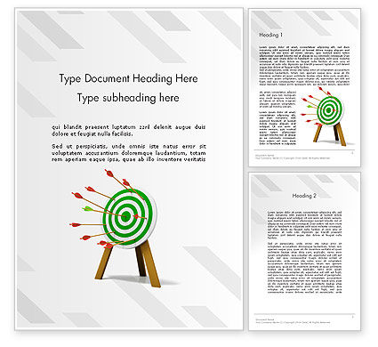 Nature & Environment: Environmental Target Word Template #12347