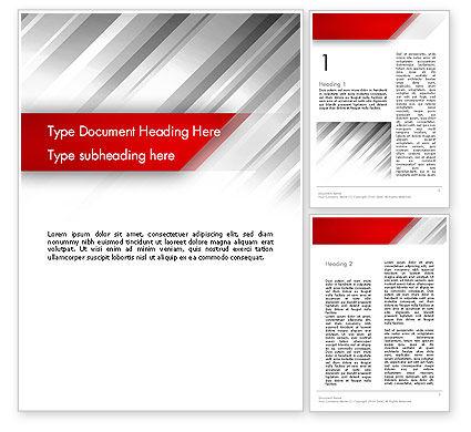 Abstract/Textures: Modèle Word de fond d'acier stylisé #12522