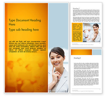 Consultancy Theme Word Template