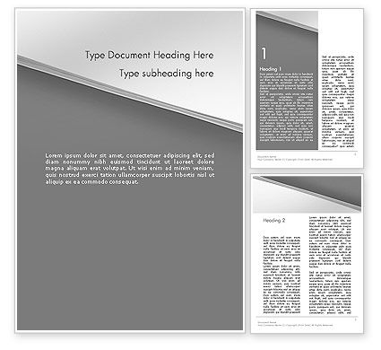 Abstract/Textures: Splitted Diagonally Abstract Word Template #13649