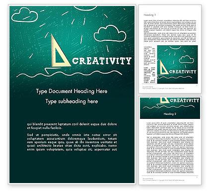 Creativity School Word Template