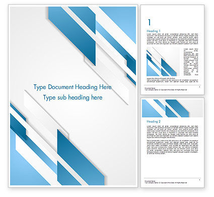 Abstract Parallel Diagonal Stripes Word Template