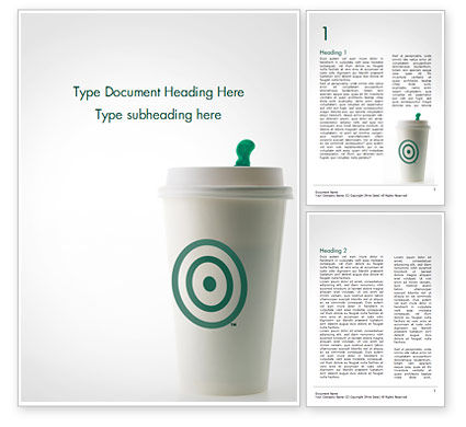 Starbucks Word Template 15278 Poweredtemplate Com