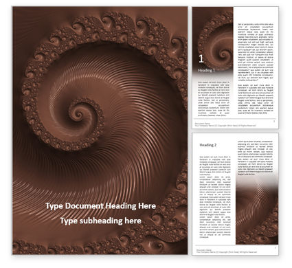 Abstract/Textures: Modèle Word gratuit de fond abstrait tourbillon de chocolat fondu #15988