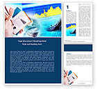 Business: Ready To Report Word Template #00699