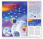 Technology, Science & Computers: Modèle Word de composé chimique #01029
